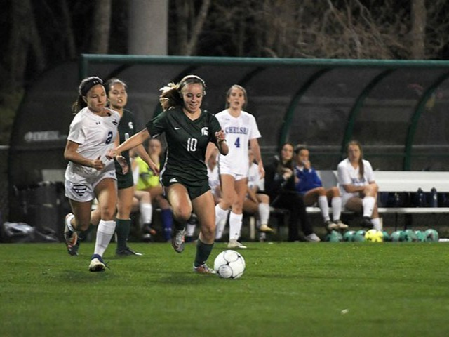 Lady Spartans earn overtime win