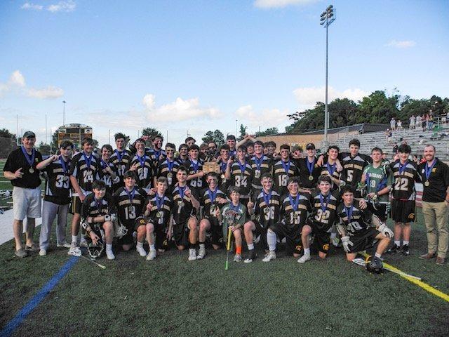 Spartans lacrosse wins 2nd straight state title