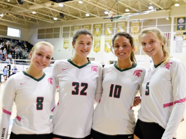 Spartan seniors hoping to go out on top