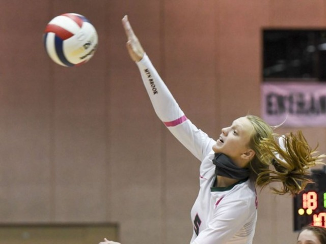 Spartan Volleyballer Named to AHSAA North All-Star Team