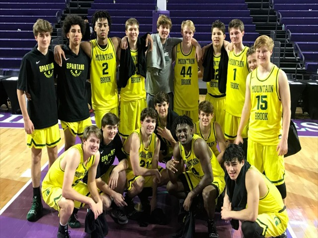 MB Boys Top #2 IMG in National Tournament
