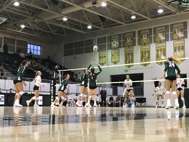 Volleyball Super Regional tournaments set - Spartans head to Huntsville