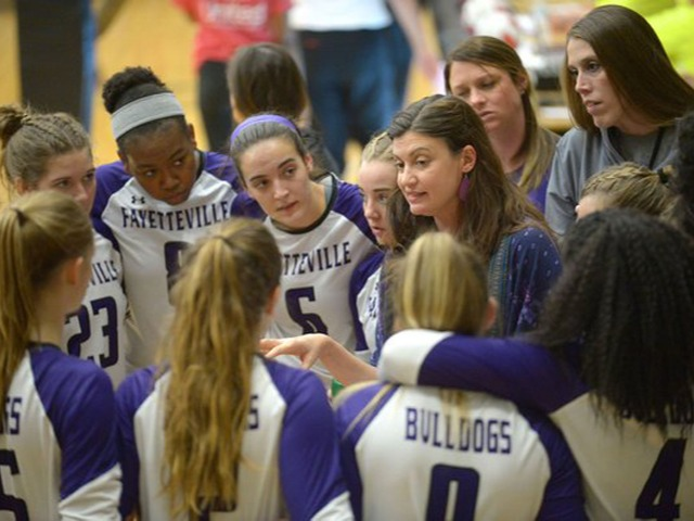 Three-time defending champion Fayetteville sweeps Fort Smith Northside