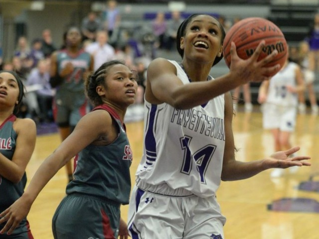 Fayetteville blows out Springdale to take over first place