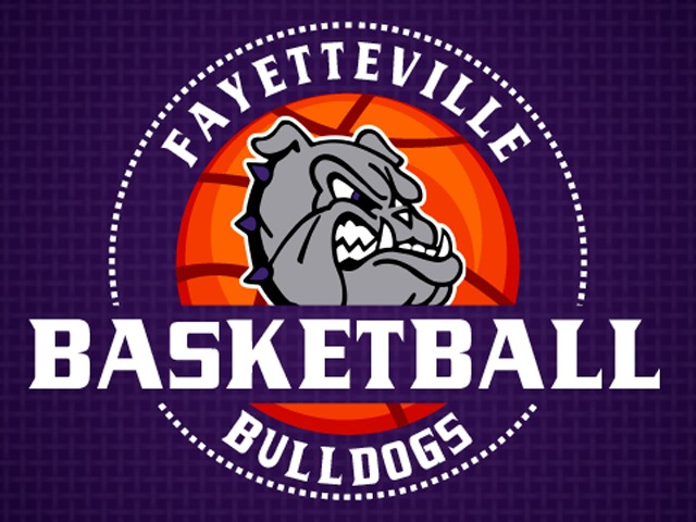 Lady Purple'Dogs too much for Van Buren