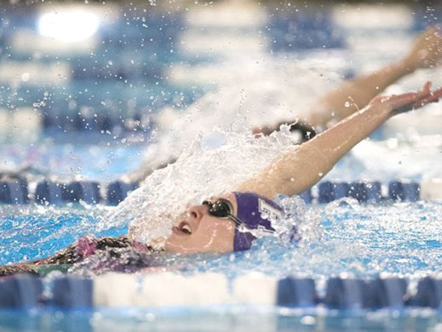 Swimming & Diving Fayetteville girls claim 6A-7A state title