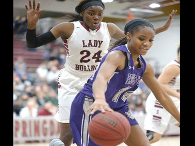 L Beck leads Fayetteville to win in rivalry