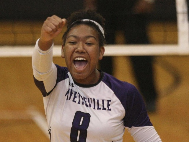 Spresser lifts Fayetteville out of its early doldrums