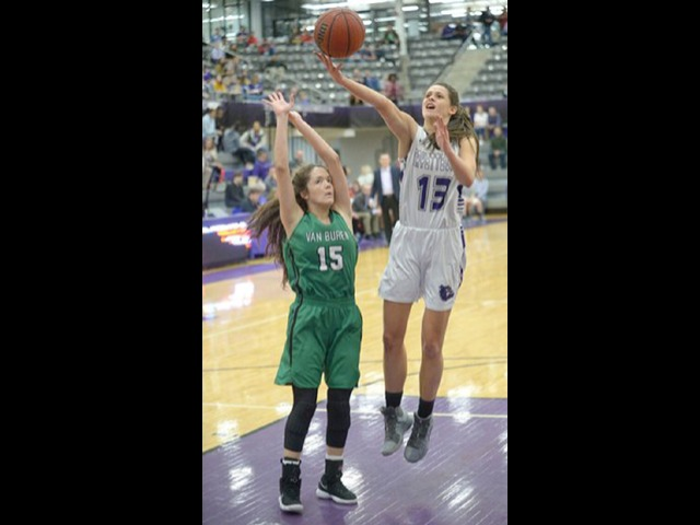 Sophomore Goforth paces Fayetteville on Senior Night