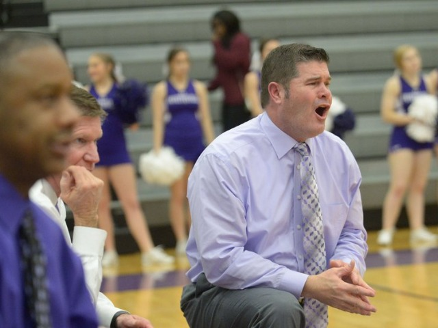 Administrators want Stamps as next boys basketball coach
