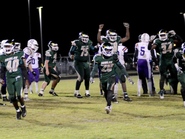 New Madrid County Central football wins overtime thriller 38-36