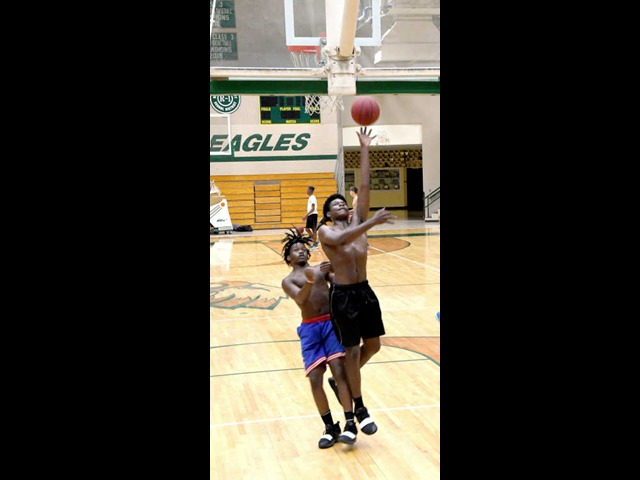 NMCC basketball players improving with summer camp