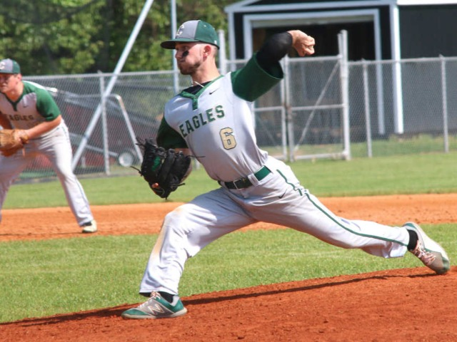 NMCC baseball team gives up 14 in the first in Class 4, District 1 Tournament loss to Perryville
