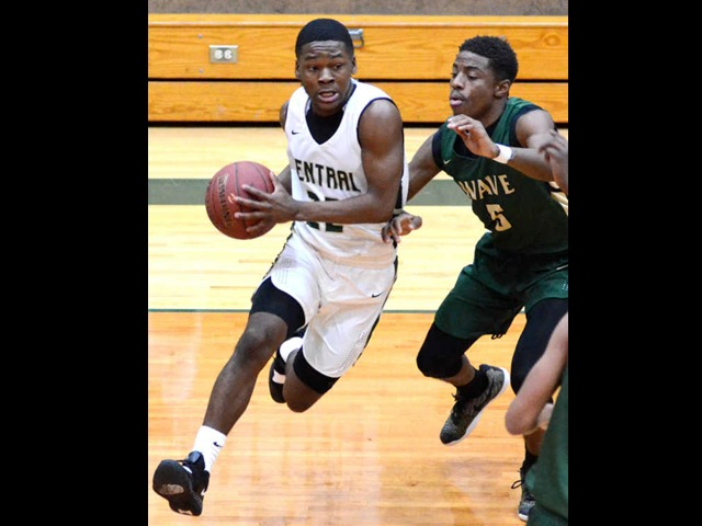 Leading early and finishing late, NMCC boys basketball rolls over Malden 66-25