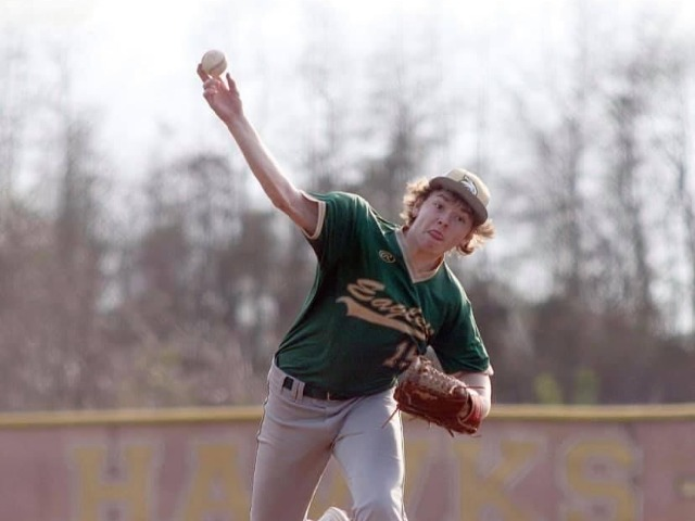 Early deficit doesn't hurt Kelly in 9-3 win over NMCC