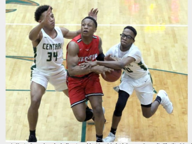 No. 1 Sikeston boys basketball wins fourth-straight conference championship with 83-70 win over New Madrid County Central