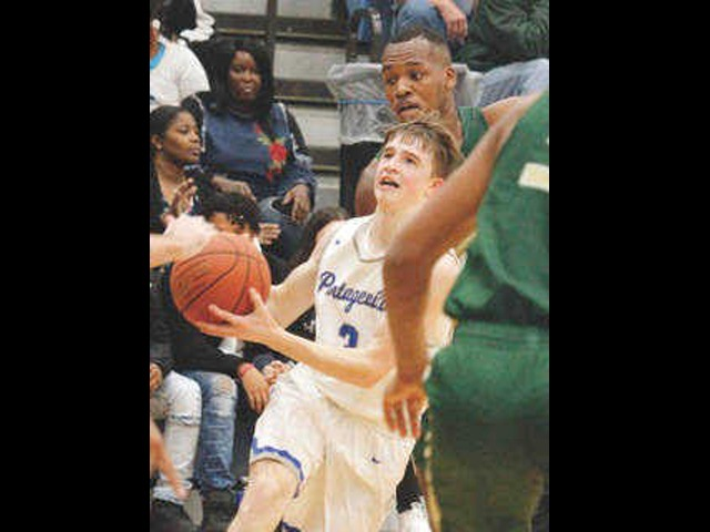 Portageville boys basketball holds off NMCC 54-48