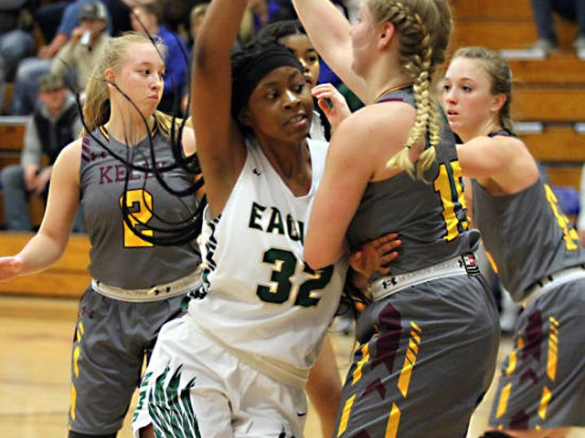 Late rebounding helps NMCC edge Kelly 52-47 in overtime in first-round game at LRC