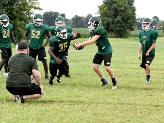 New Madrid County Central football looking to change culture with 14 starters returning