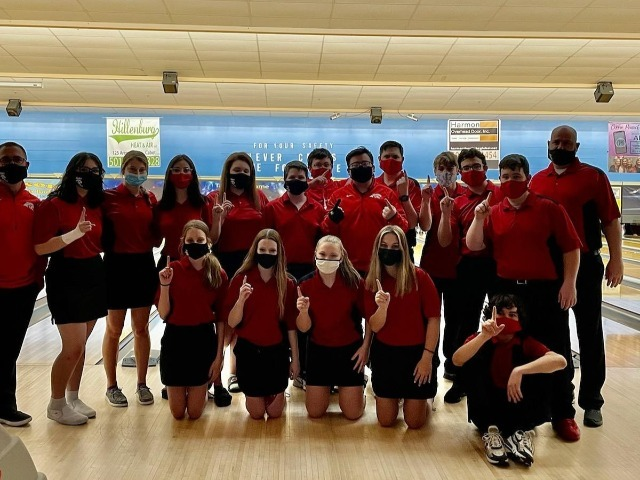 Cabot Bowling Teams - 2020-21 6A Central Conference Champions!