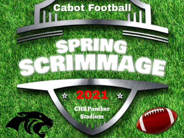 Panther Football 2021 Spring Scrimmage: June 1