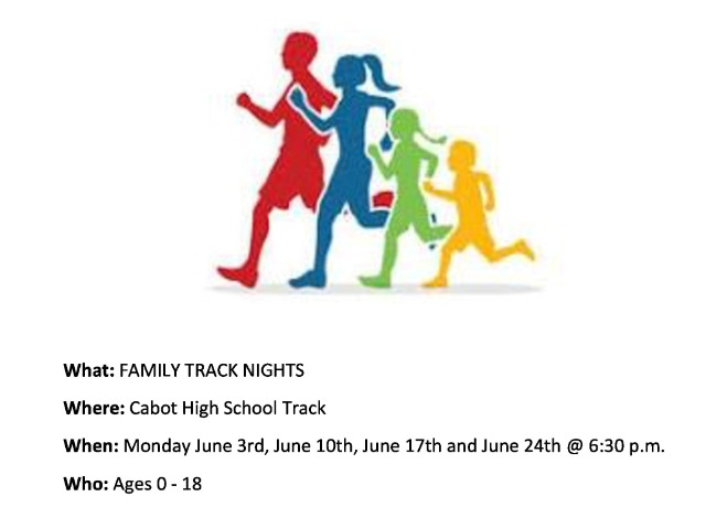 HS Track Senior Awards