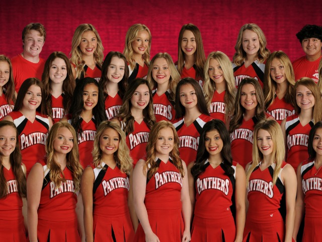 Cabot Cheer wins first state championship