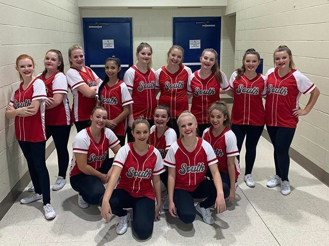 JHS Dance Attends Competition