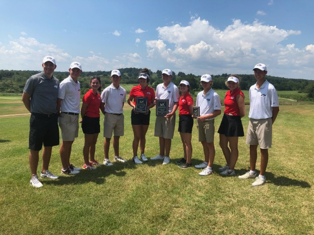 Panther Golf Closes 2019 Season with First and Second Place in Conference