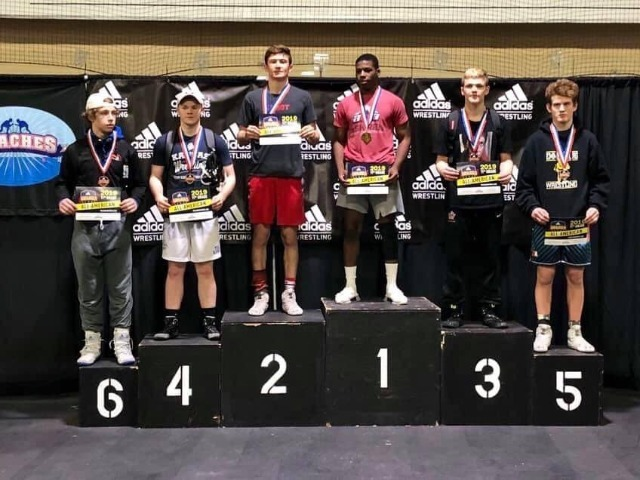 Jake Long - 2nd Place at Nationals