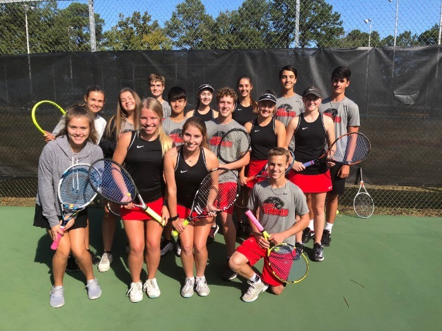 Cabot Tennis Conference Tournament