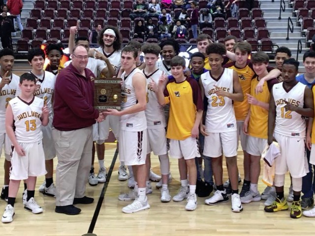 Wolves Claim 6A West Conference Championship