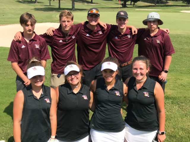 Golf Teams Qualify 4 for State Tournament