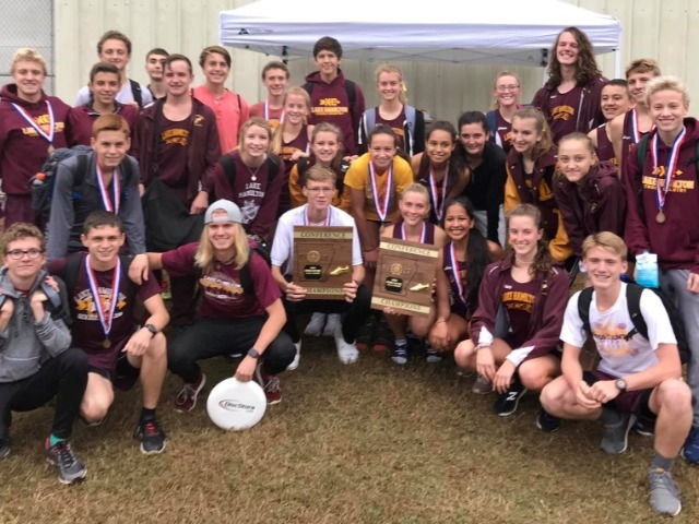 Image for article titled Boys and Girls 5A South Cross Country Conference Champions