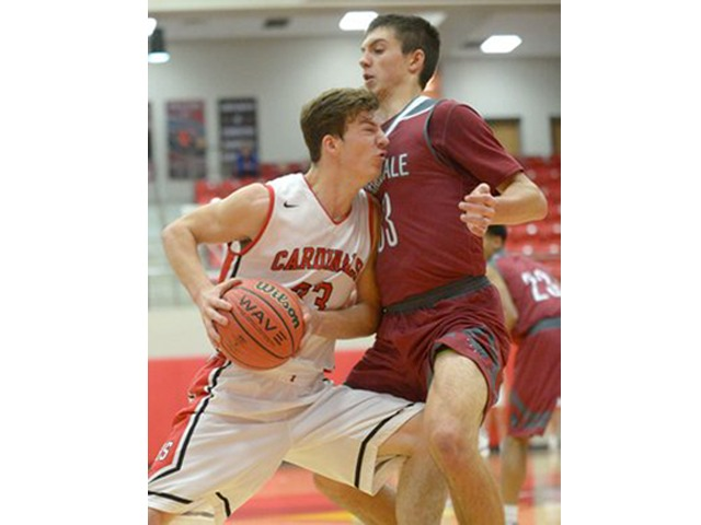 Springdale streaks past struggling Cardinals