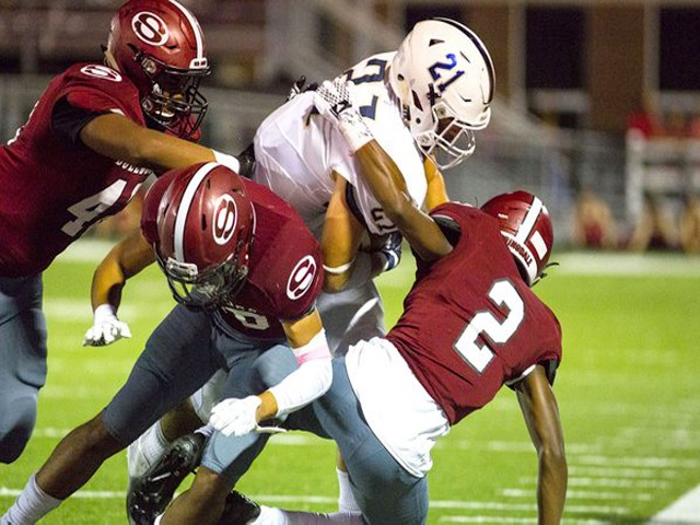 Jackson's monster night leads West over Springdale