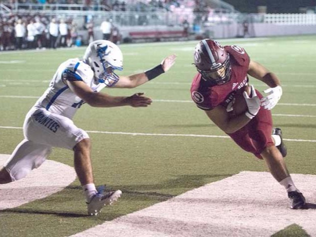 Fast start helps Springdale roll over Rogers