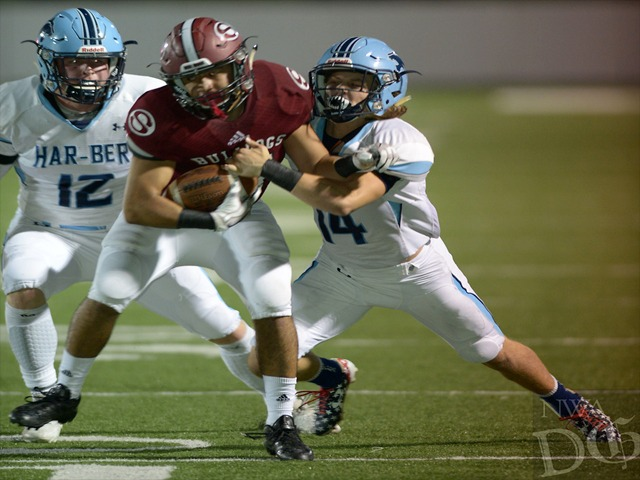 Allen's five touchdowns leads Har-Ber by Springdale