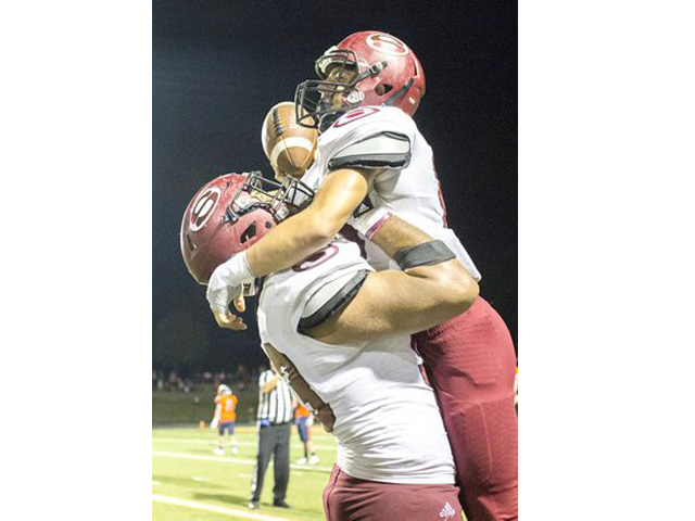 Springdale High too much for Rogers Heritage