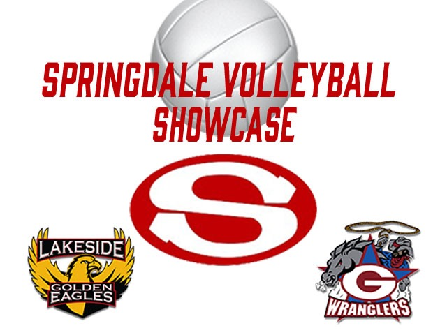 Volleyball Showcase Set For August 6ht