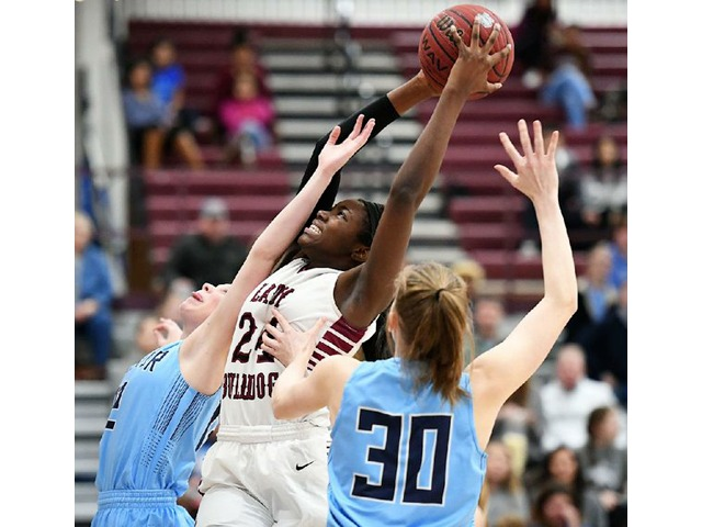 Davis pours in 32 points to lead Springdale Lady Bulldogs