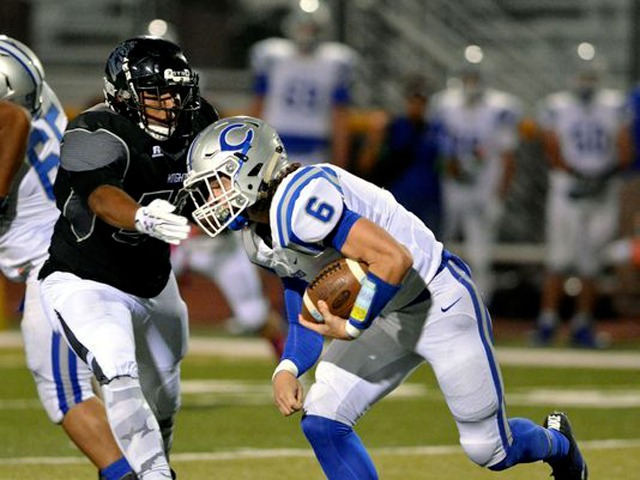 Cavemen bring home last minute win over Oñate