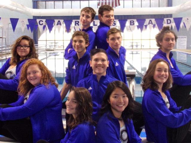 Congratulations to CHS Swim team!