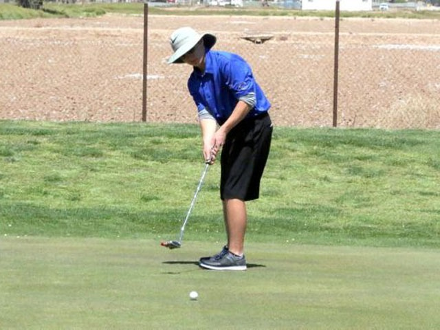 Carlsbad's Eli House happy with new choice of golf irons