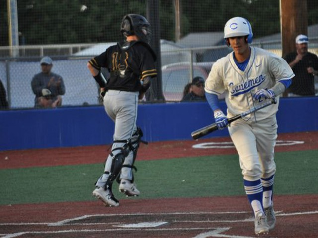 Cavemen come up short in baseball district title to Hobbs, 4-3
