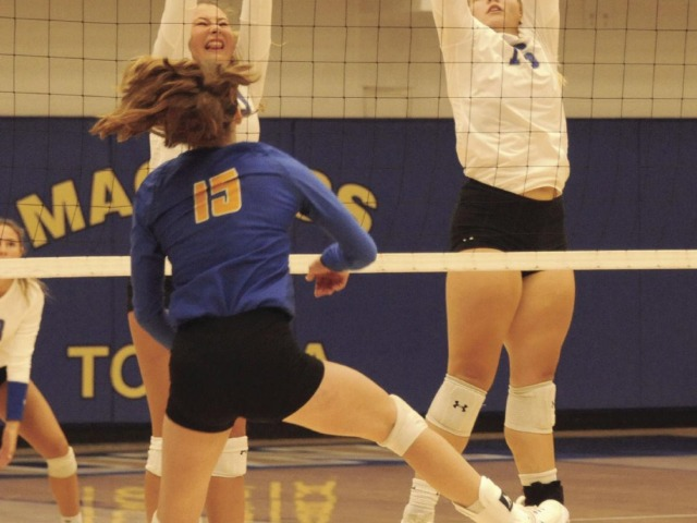 Lady Goblins pick up first win
