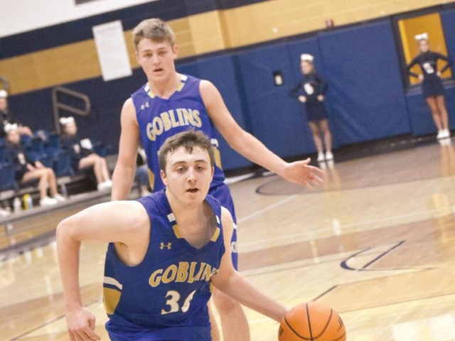 Goblins get first one of season