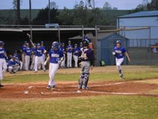 Harrison baseball vs. Shiloh Christian
