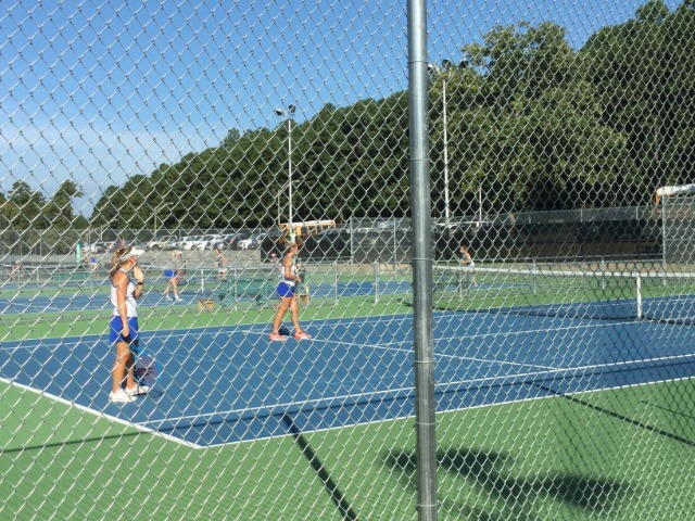 McNutt and Ward advance to the 4A State Championship Doubles Match