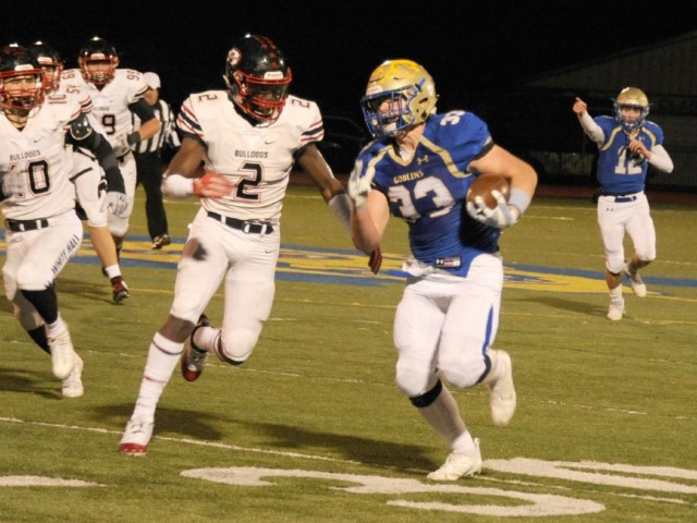 Harrison dominates Clarksville to ruin Panther homecoming